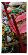 Colorful Pile 1 Beach Towel