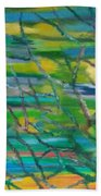 Colorful Roots Beach Towel