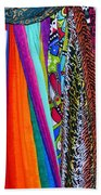 Colorful Tapestries Beach Towel