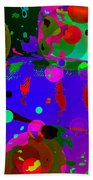 Colorful World Of A Fish Beach Towel