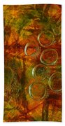 Colors Of Nature 10 Beach Towel by Sami Tiainen