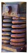 Colors Of Rust Beach Towel