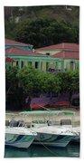 Colors Of St. John Us Virgin Islands Beach Towel