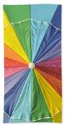 Colors Of Summer Beach Towel