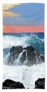 Colors Of The Ocean Beach Towel