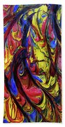 Colors Of The Wind 1 Beach Towel