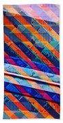 Colors Play Beach Towel