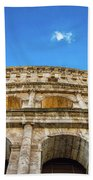 Colosseum Perspective Beach Towel