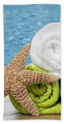 Colourful Towels Beach Towel