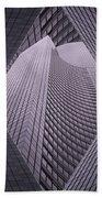 Columbia Tower Seattle Wa 2 Beach Towel