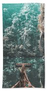 Come In My Paradise Beach Towel