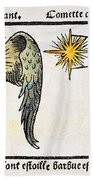 Comet, 1496 Beach Towel