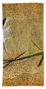 Coming Home To Mother Nature Zen Beach Towel