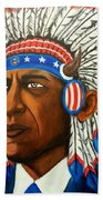 Commander And Chief Beach Towel