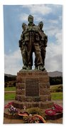 Commando Memorial 2 Beach Towel