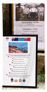 Commemorations Anzac Cove Beach Towel