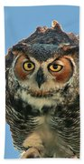 Concentration Beach Towel