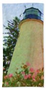 Concord Point Lighthouse Beach Towel