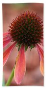 Coneflower Beach Towel
