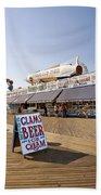 Coney Island Memories 7 Beach Towel