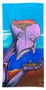 Conscious Thought Beach Towel