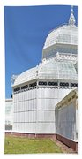 Conservatory Of Flowers Beach Towel