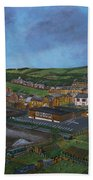 Consett, Blackhill, County Durham Beach Towel