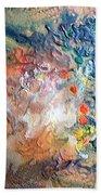 Constellation Perseidi Beach Towel