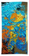 Contemporary Jungle No. 3 Beach Towel