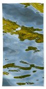 Continental Drift Beach Towel