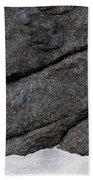 Contrast, Sanna Bay, Scotland Beach Towel