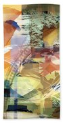 Convergence And Memory Beach Towel
