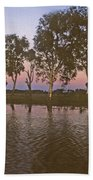 Cooinda Northern Territory Australia Beach Towel