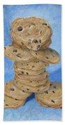 Cookie Monster Beach Towel
