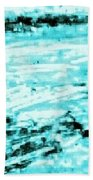 Cool Sea Beach Towel