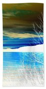 Cool Waters Beach Towel
