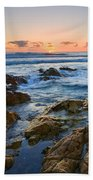 Coolum Dawn Beach Towel