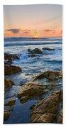 Coolum Dawn Beach Towel
