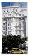 Copacabana Palace Beach Towel