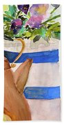 Copper Kettle Beach Towel