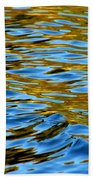 Copper Melody Beach Towel