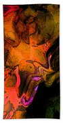 Copper Smelter Beach Towel