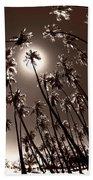 Coppertone Palms Beach Towel