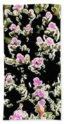 Coral Spawning  Beach Towel