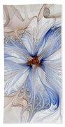 Cornflower Blues Beach Towel