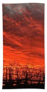 Corral Sunset Beach Towel
