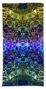 Cosmos Crown Jewels 2 Beach Towel