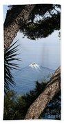 Cote D Azur Beach Towel