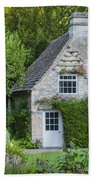 Cotswold Cottage Beach Towel
