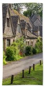 Cotswolds Homes Beach Towel